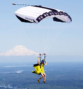 EPICENE Skydiving Canopy