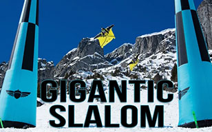 GIGANTIC SLALOM Video