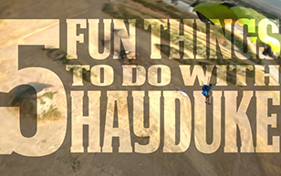 5 Fun Things Hayduke