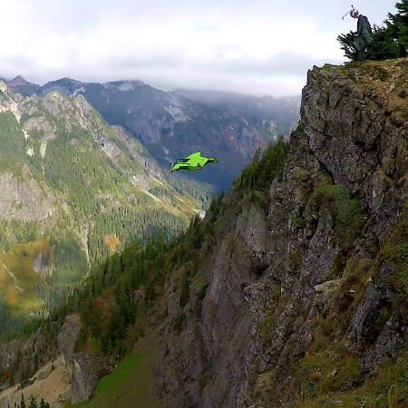 Starting Your Wingsuit