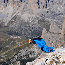 Thoughts on Wingsuit Exits