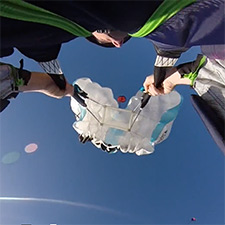 Wingsuit Openings