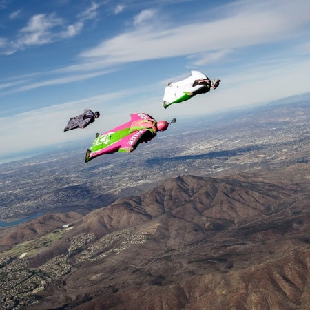 Wingsuit Accidents: World's Most Popular Errors!