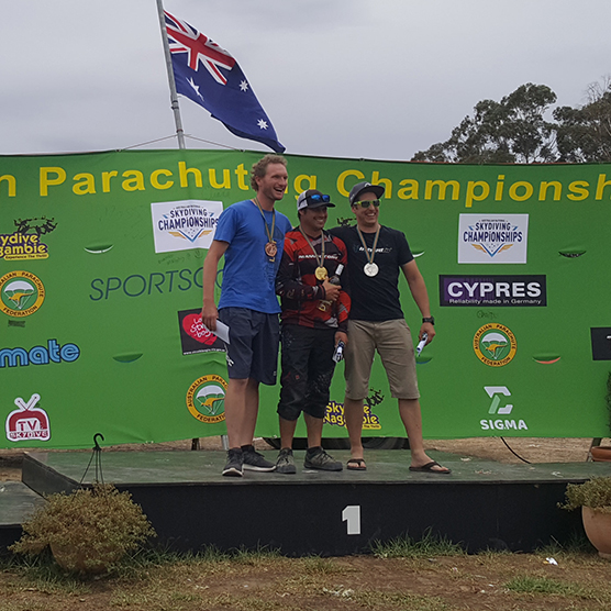 Chris and Luke win at 2018 Australian Nationals Thumb