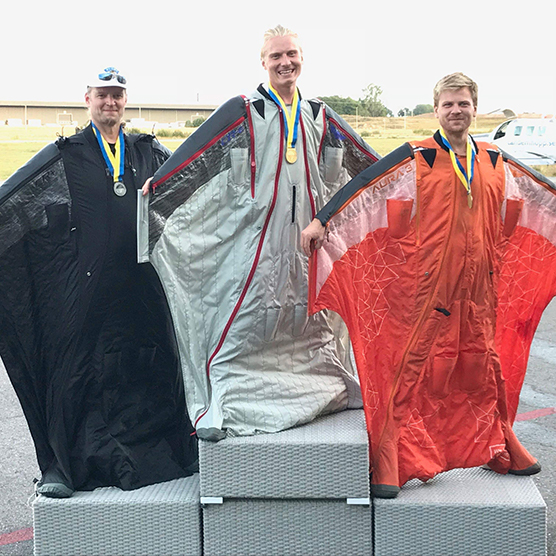 Squirrel News - SQUIRRELS SWEEP SWEDISH NATIONALS