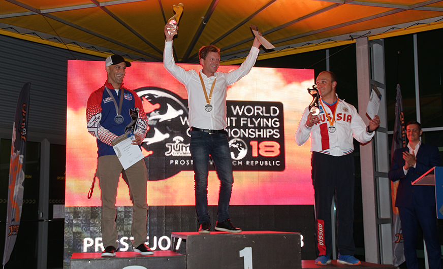 Squirrel News - SQRL Pilots Win World Championships