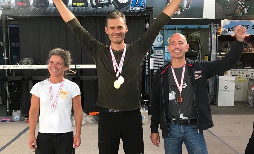 Squirrel News - Squirrel Pilots Sweep Danish Champs and Set World Record