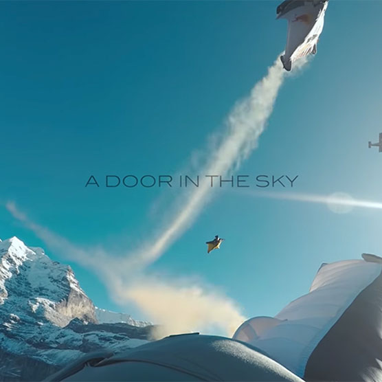 Squirrel News - A Door in the Sky