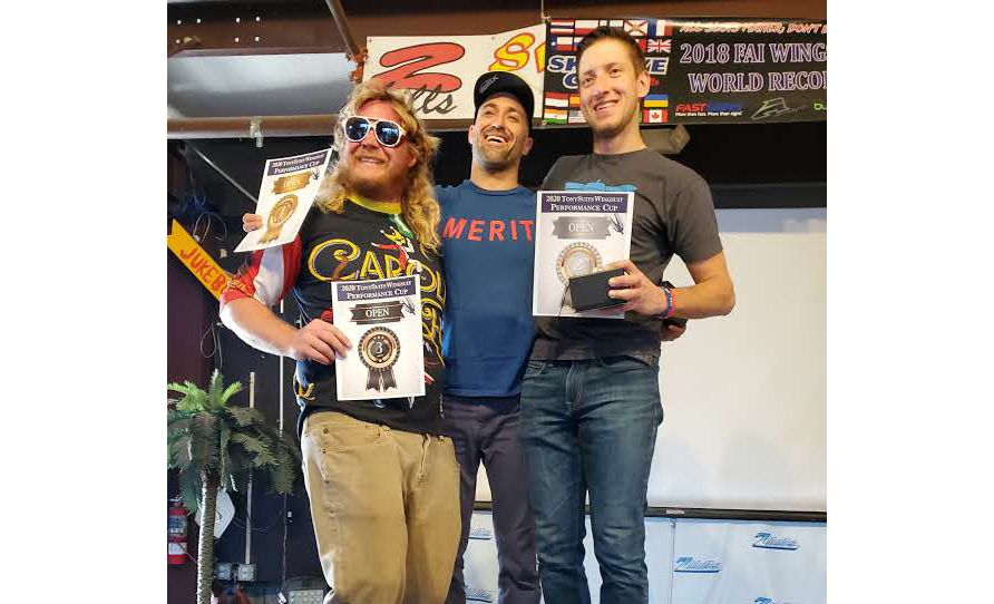Squirrel News - Chris & Alexey Win TonySuits Performance Cup
