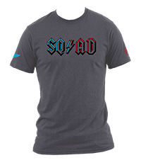 SQ/AD T‑Shirt Men's Shirt