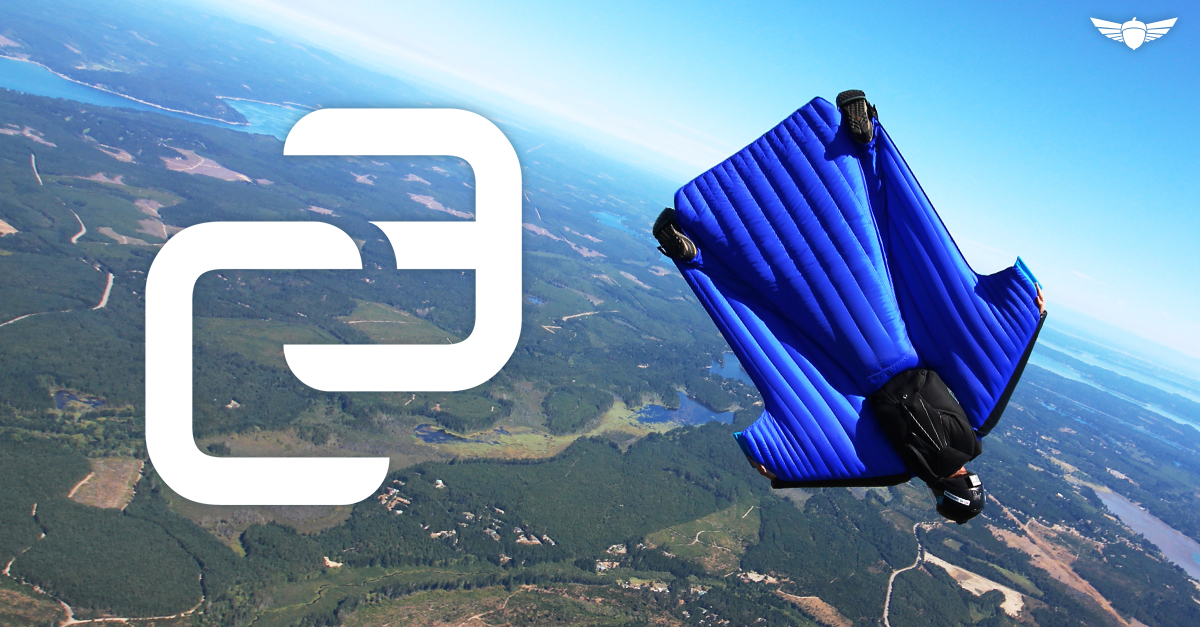 Wingsuit flying equipment