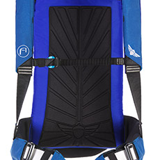 CRUX BASE Container Backpad