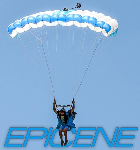 e0f61d7185e Wingsuit skydiving parachute  Epicene