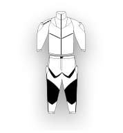 SUMO 3 Tracking Suit
