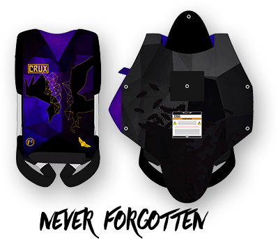 Silent Studio Designs: Never Forgotten CRUX Design