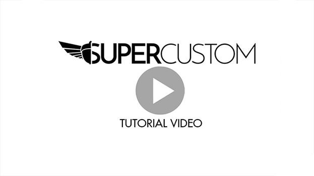 SuperCustom Tutorial